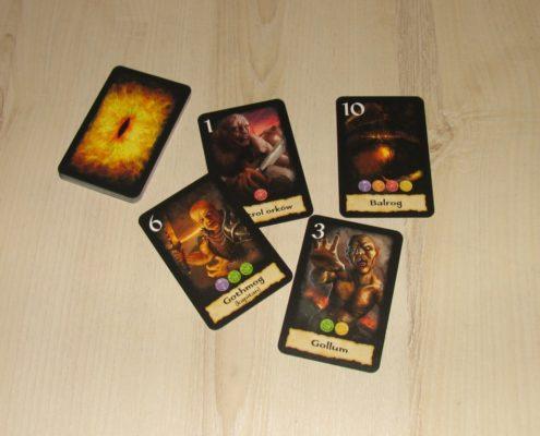 Karty wrogów