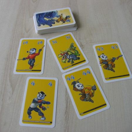 Karty szaolin