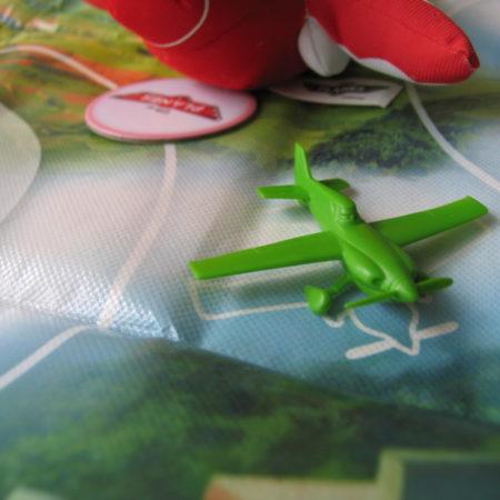 O ten samolot nie wolno zahaczyć