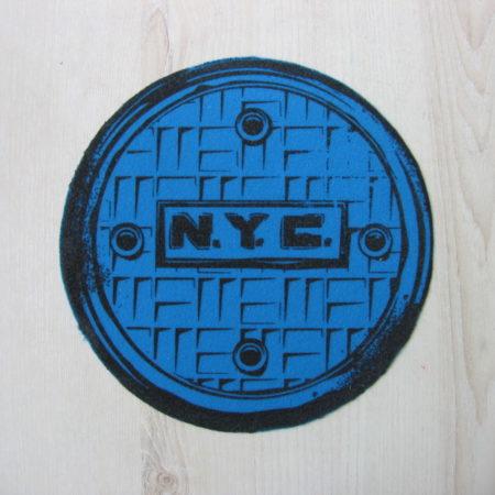 Pokrywa studzienki NYC