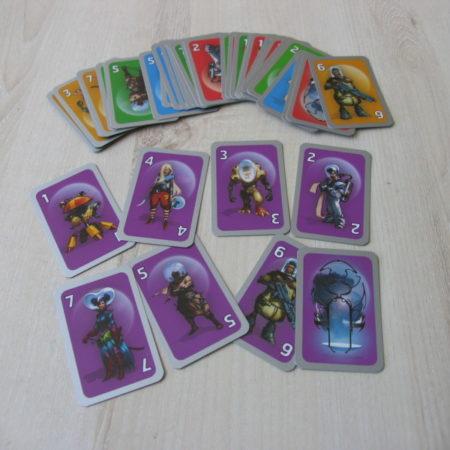 8 kart dla gracza