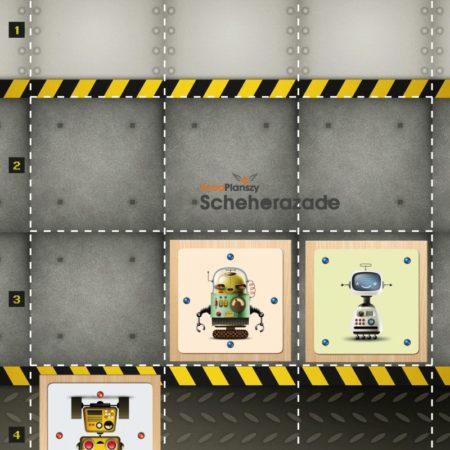 Kto zbije dużego żółtego robota?