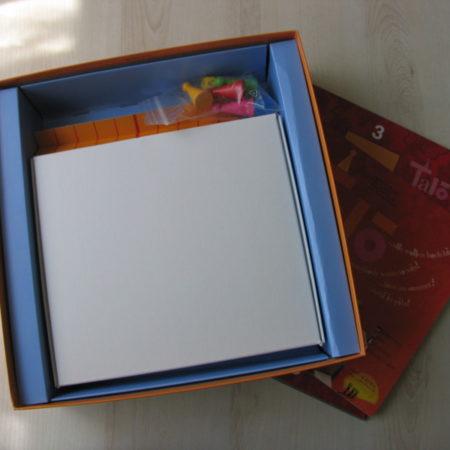W pudełku