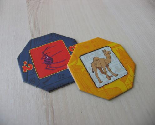 Wielbłąd zamienia punkty ujemne na dodatnie