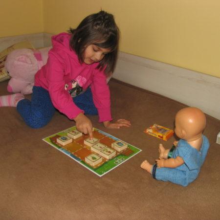 Doubutsu shogi z moim dzieckiem