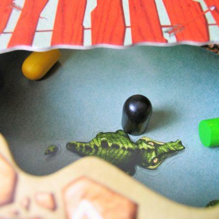 Najedzony krokodyl, ale nie przejedzony